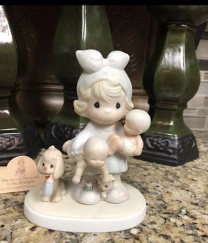 Precious Moments Porcelain The Joy Of The Lord for Sale in Dallas, TX