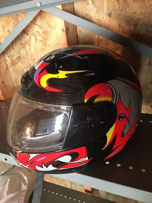 Motorcycle helmet Dot for Sale in Willoughby, OH