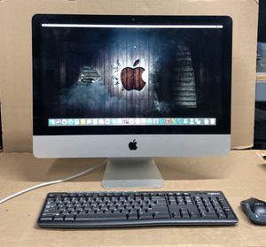 """21.5"""" Apple IMac i5 2.7Ghz 8GB Ram New 256GB SSD Mojave for Sale in Mohnton, PA"""
