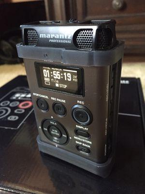 Marantz PMD620 Professional Digital Audio Recorder for Sale in Holladay, UT