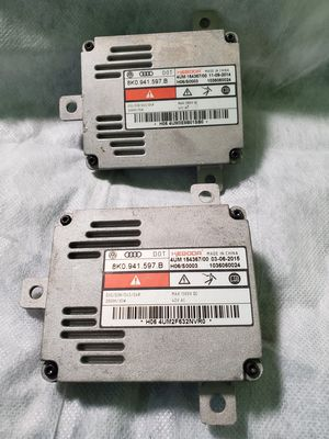 OEM PART # 8K0 941 597 B 2013 to 2017 Audi Q5 High Intensity Discharge Lighting Ballast For Directional beam HID Bi Xenon Headlights for Sale in Gurnee, IL