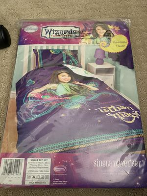 Rare Wizards of Waverly Place Duvet Cover for Sale in Carlsbad, CA