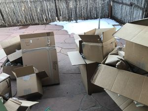 Free Moving Boxes for Sale in Pojoaque, NM