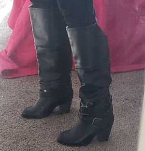 WOMEN'S LEATHER BOOTS for Sale in Salt Lake City, UT
