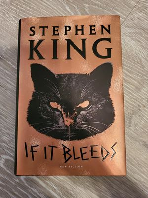 Stephen King If it Bleeds book for Sale in Lexington, SC