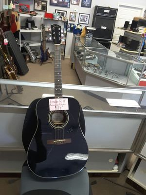fender dg-11e electric acoustic guitar for Sale in Cheshire, CT