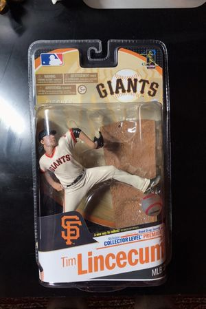 Tim Lincecum MLB SF Giants Figurine/Collectible for Sale in San Francisco, CA