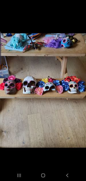 Day of the dead mask $5.00 each Disney coco for Sale in Upland, CA