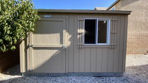 Tuff Shed 12x10x9 ft Originally $3,500 on sale for $1500 OBO for Sale in Fontana, CA