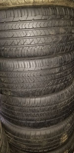 A set of Goodyear tires 225 45 17 for Sale in Washington, MD