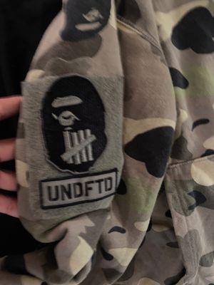 Bape x Undftd for Sale in Tempe, AZ