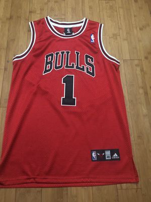 Chicago Bulls Derrick Rose Jersey sz 48 for Sale in Los Angeles, CA