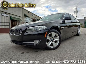 2013 BMW 5-Series for Sale in Lawrenceville,  GA