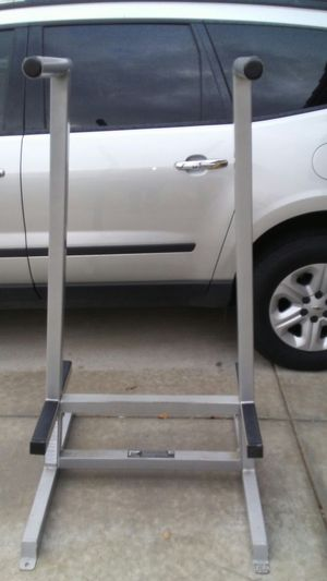 Olympic double-sided dips for Sale in Phoenix, AZ
