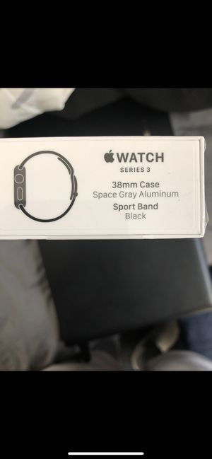 Brand New Apple watches series 3 for Sale in Cleveland, OH