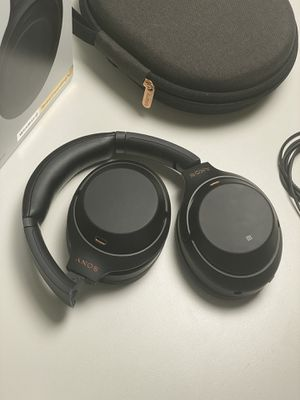 Sony WH-1000XM3 Headphones for Sale in Artesia, CA