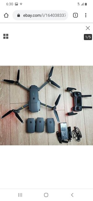 DJ magic pro drone for Sale in Colton, CA