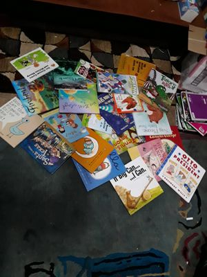 15+ books, 30+ stuff animals all for $25 + free toys for Sale in Irving, TX