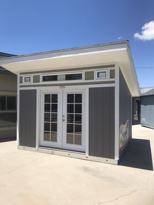 10x12 Premier Pro Flat Tuff Shed for Sale in Fresno, CA