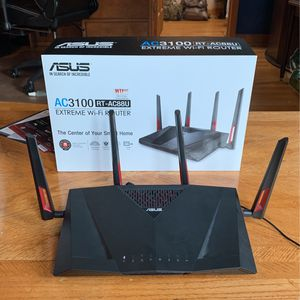 ASUS AC3100 Extreme Wi-Fi Router for Sale in Monroe, NC