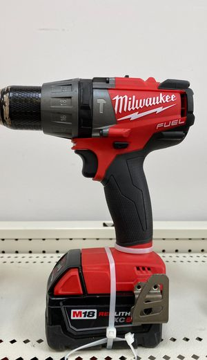 Milwaukee hammer drill driver for Sale in Pflugerville, TX