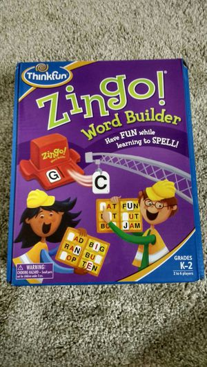 Kids word builder game for Sale in Austin, TX