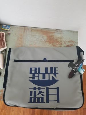 Firefly Blue Sun messenger bag brand new from ThinkGeek for Sale in Monterey Park, CA