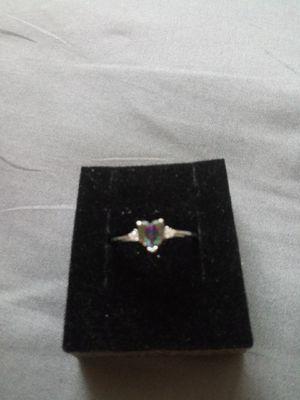 Size 9 mermaid ring for Sale in Cedar Rapids, IA