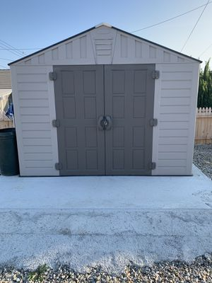 10x8 storage shed for Sale in Ontario, CA