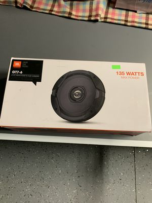 Jbl speaker for car for Sale in Sanford, FL