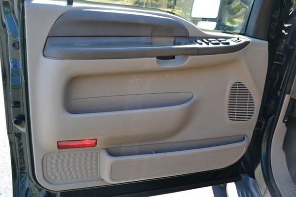 2003 Ford F350 Super Duty Crew Cab