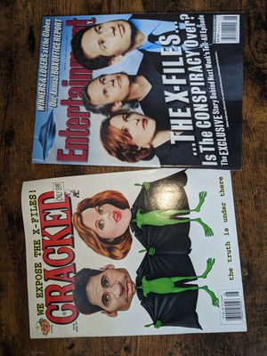 X files magazines for Sale in Cleveland, OH