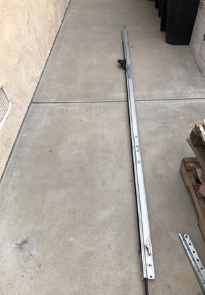 Genie Garage Door Rail only NO MOTOR for Sale in Menifee, CA