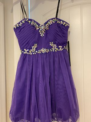 Purple dress for Sale in Gilbert, AZ