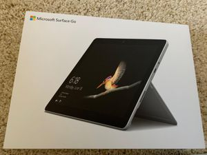 Microsoft Surface Go brand new 650$ for Sale in Riverside, CA