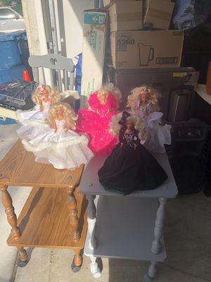 Beautiful vintage barbies $10 each PICK UP ONLY for Sale in North Las Vegas, NV