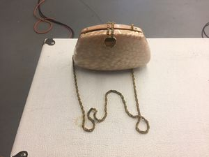 50's Ladies Pearl-Shell-Look Bag for Sale in Long Beach, NY