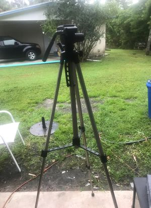 Tall tripod for Sale in Rockledge, FL