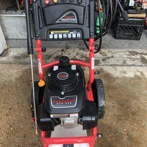 LIKE NEW POWER WASHER for Sale in St. Louis, MO
