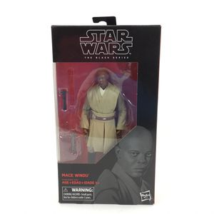 Star Wars The Black Series Mace Windu Collectible Action Figure for Sale in Kent, WA