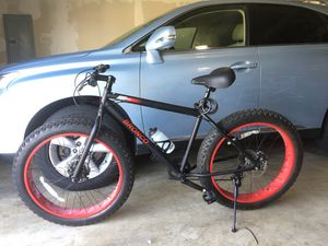 Fat tire bicycle $200 for Sale in Kearneysville, WV