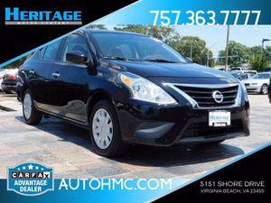 2016 Nissan Versa for Sale in Virginia Beach, VA