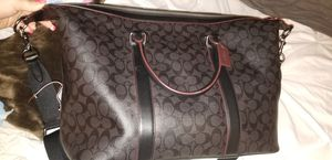 Coach duffle bag for Sale in Fairview, OR