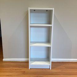 IKEA White Bookcase for Sale in Sterling,  VA