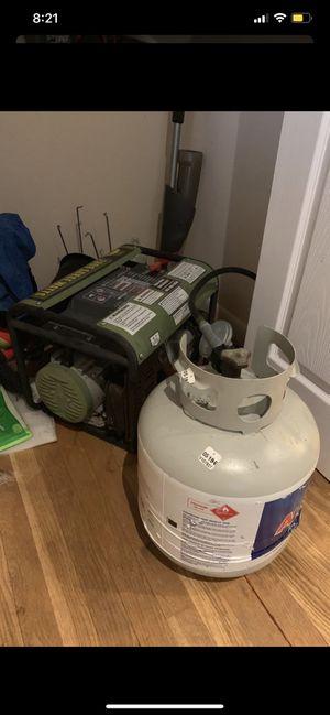 Propane generator for Sale in Germantown, MD
