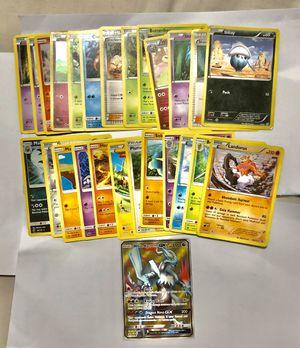 Pokemon Cards 25+1 GX for Sale in Paramus, NJ