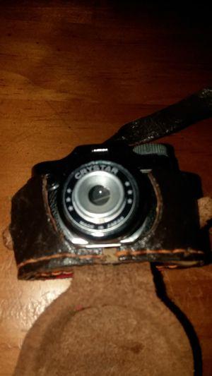 Crystar mini spy camera with case. for Sale in Virginia Beach, VA
