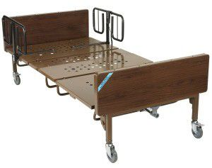 Drive heavy duty electric bariatric hospital bed for Sale in North Providence, RI