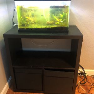 Fish Tank With Stand for Sale in Carmichael, CA