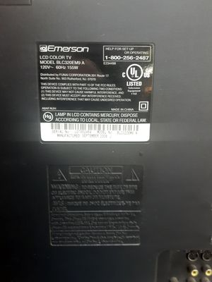 32 inch emerson tv for Sale in San Diego, CA